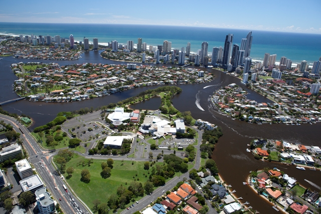 Gold Coast design competition - image of Evandale
