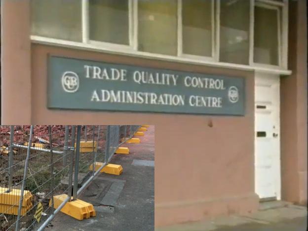 Trade Quality Control office - CUB