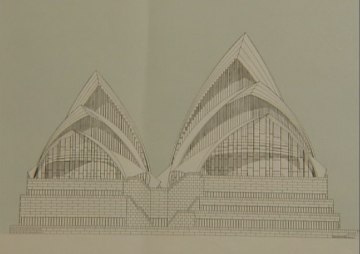 opera house elevation