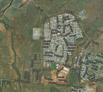 karratha subdivisions