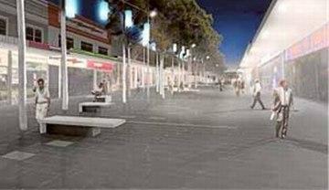 NSW GAO wollongong mall