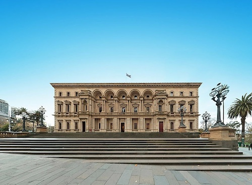Old Treasury Building Melbourne, Gil Meydan