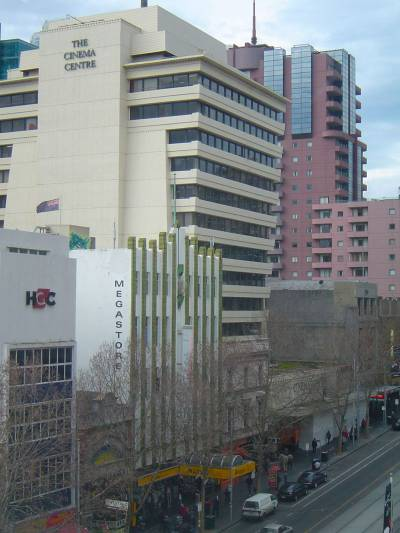 Bourke Street Cinema Centre