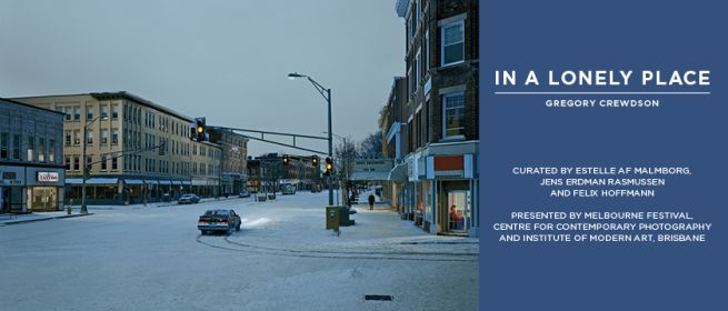 Gregory Crewdson poster, CCP 2012