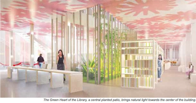 Green Square Library and Plaza competition