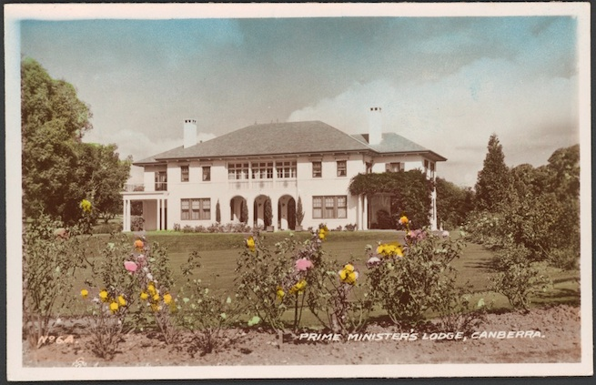 The Lodge, Canberra