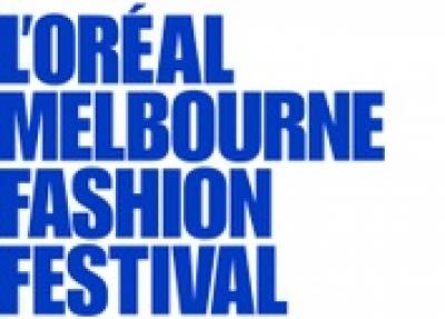 Melbourne Fashion Festival - logo