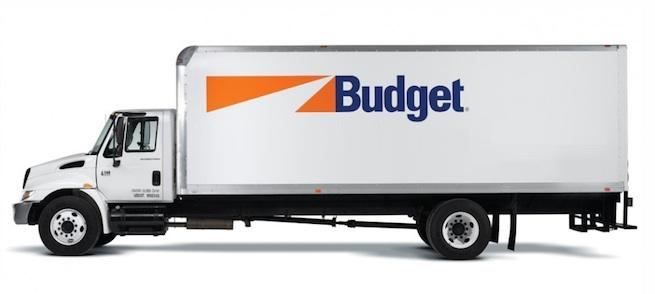 Budget 1990s logo