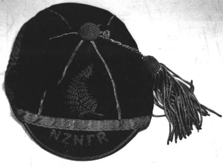 Silver Fern cap