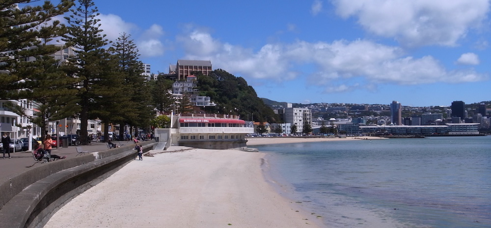 Oriental Bay Rotunda
