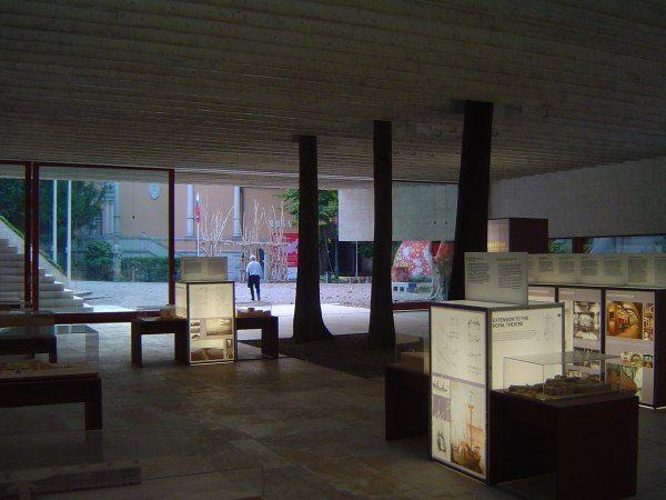 Fehn venice pavilion