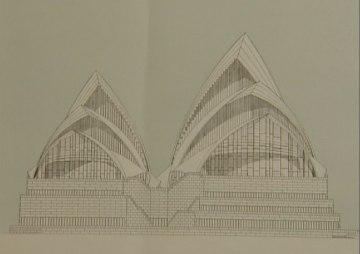opera house elevation