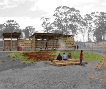 monash shelter
