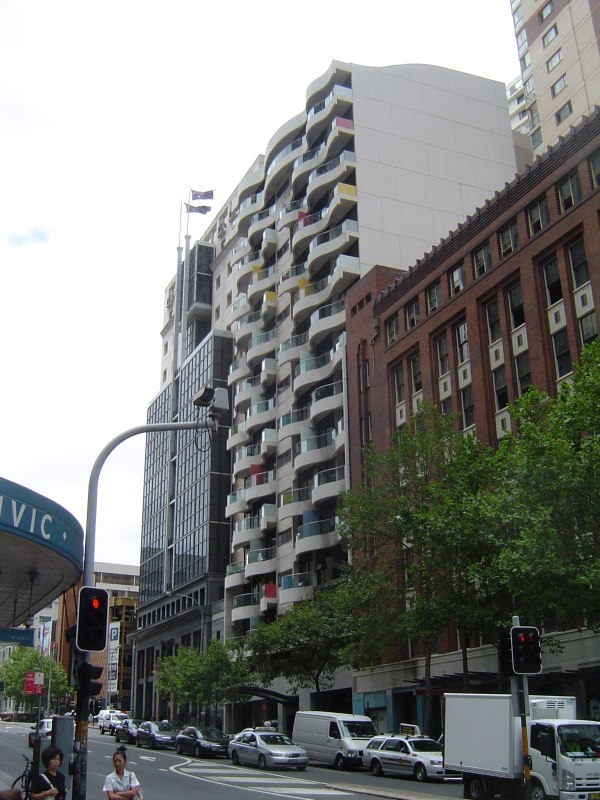 Seidler - North Apartments