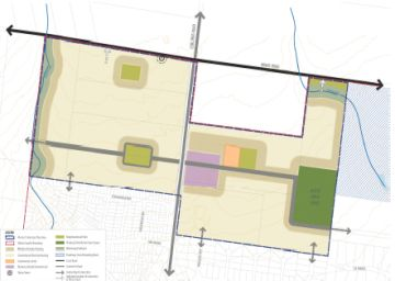 Melton North plan