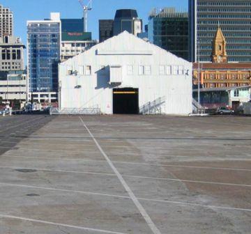 queens wharf 2009