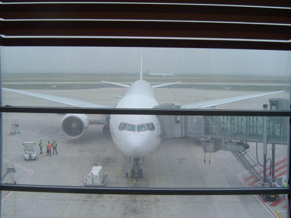 Charles de Gaulle Terminal 2E