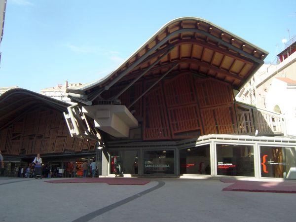 Mercat Santa Catarina