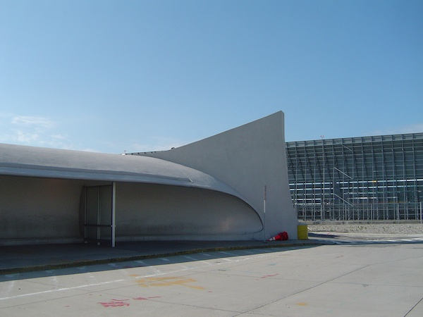 JFK Terminal 5 by Eero Saarinen