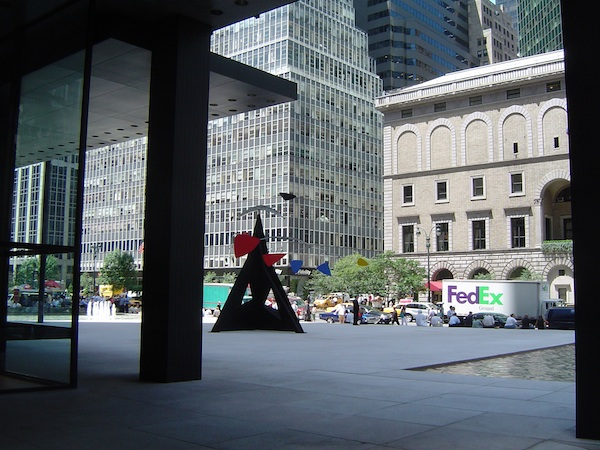 Seagram Building New York