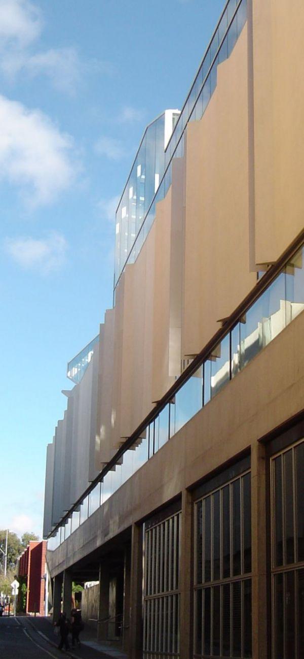 Kaurna building