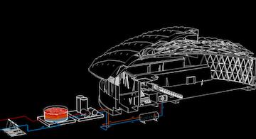 Arup solar prototype