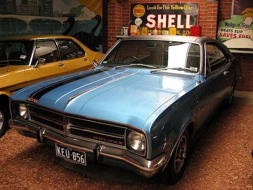 Holden Monaro public domain