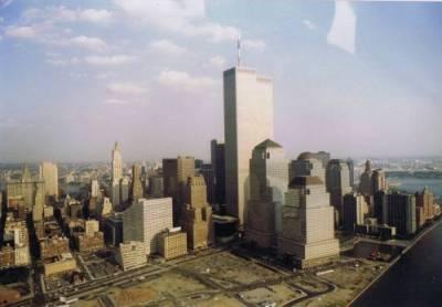 WTC aerial photo 1989