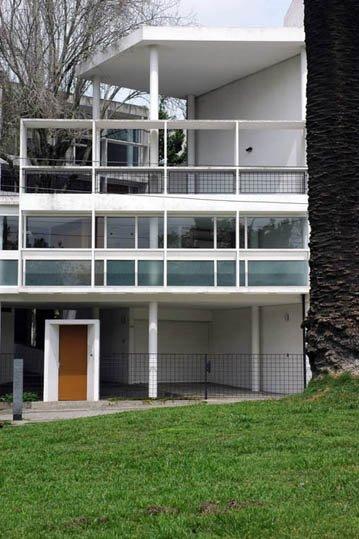 Casa Curutchet, La Plata