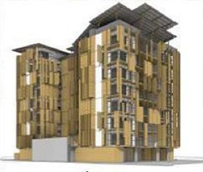 Weddell apartments