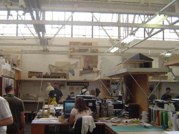 Eric Owen Moss office
