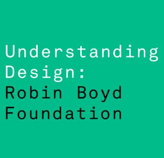 Robin Boyd Foundation banner