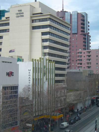 Bourke Street Cinema Centre